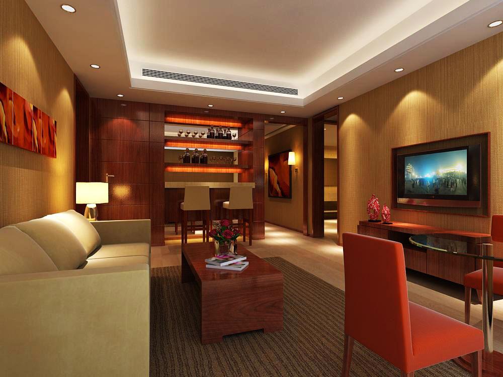 guest room 040 3d model max 140934