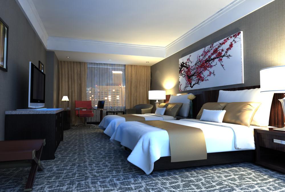 guest room 048 3d model max 136486
