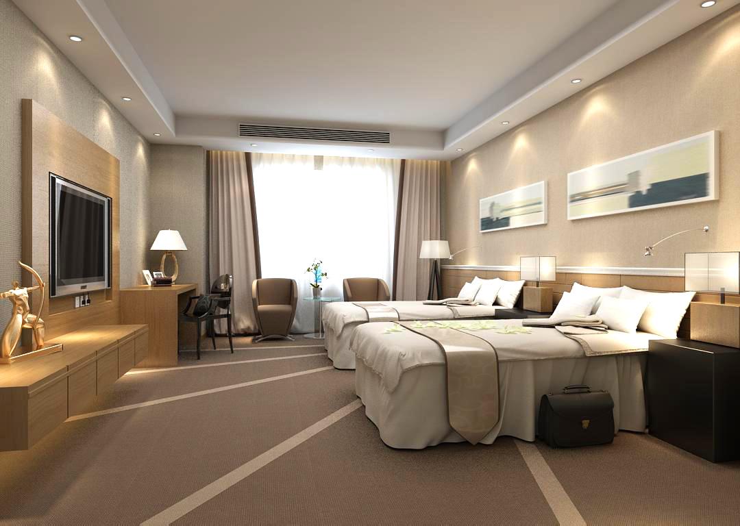 guest room 052 3d model max 136492