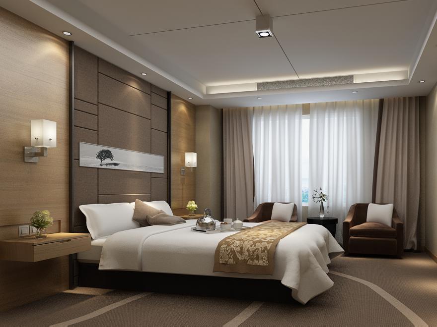 guest room 053 3d model max 136494