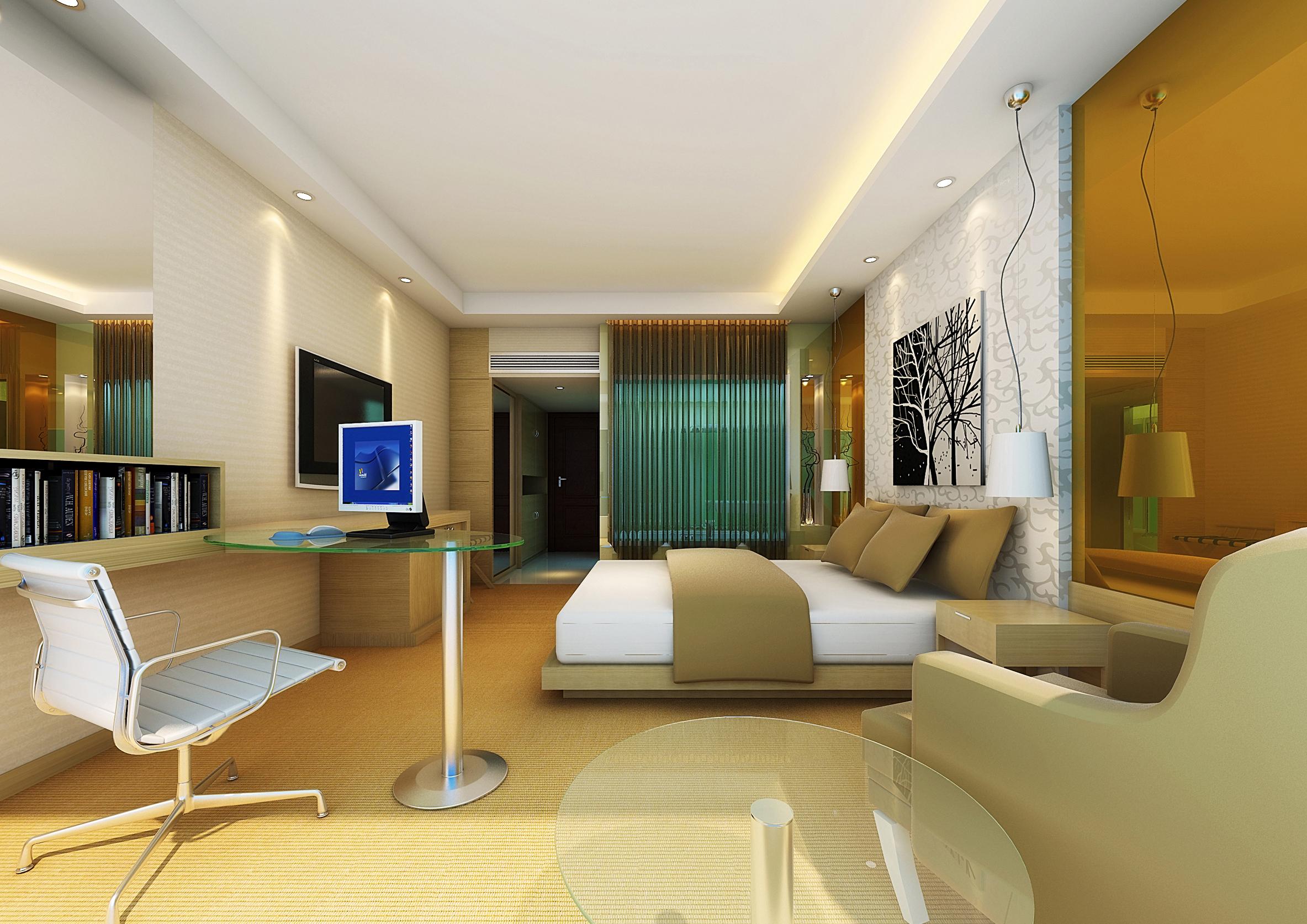 guest room 056 3d model max 136500