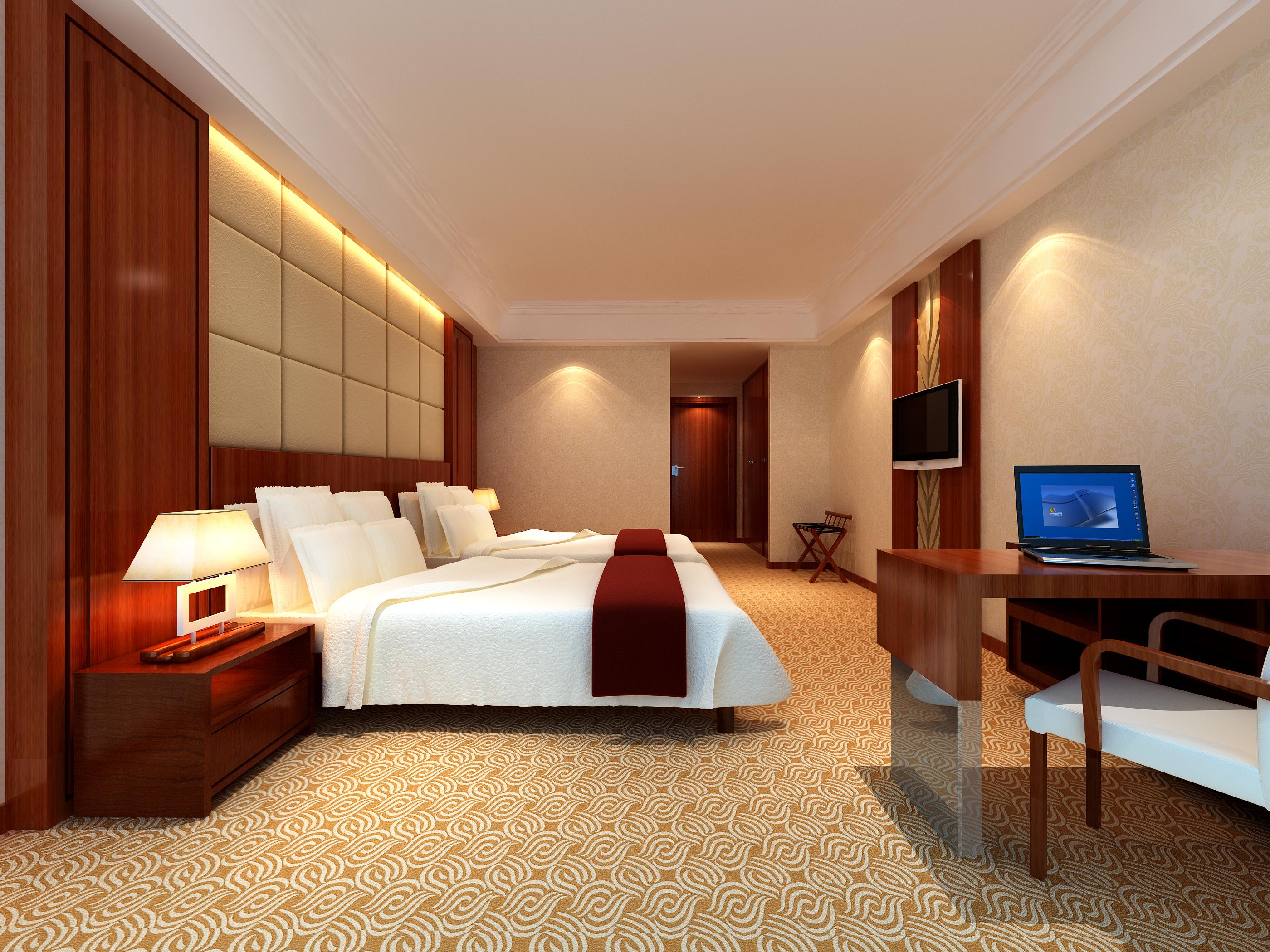guest room 064 3d model max 136528