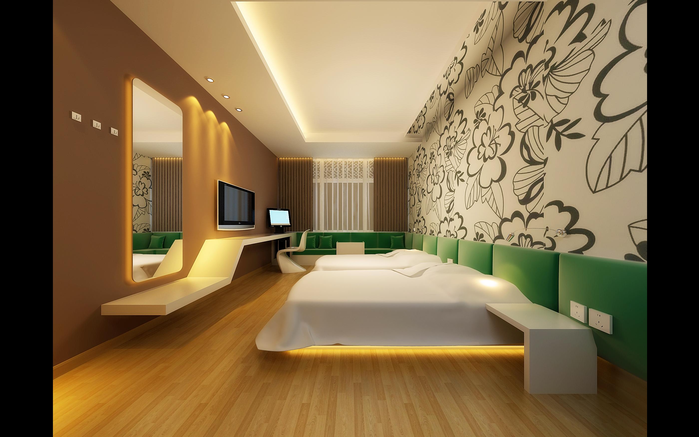 guest room 065 3d model max 136530
