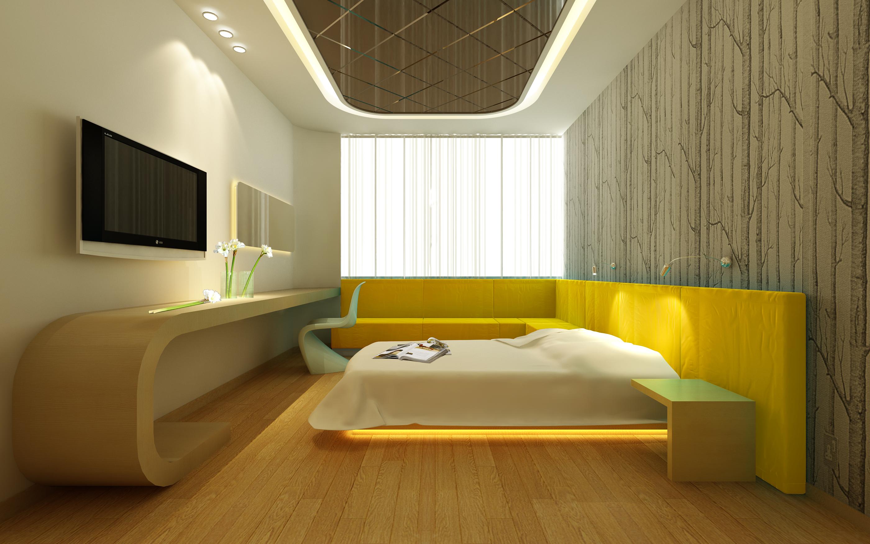 guest room 067 3d model max 136532