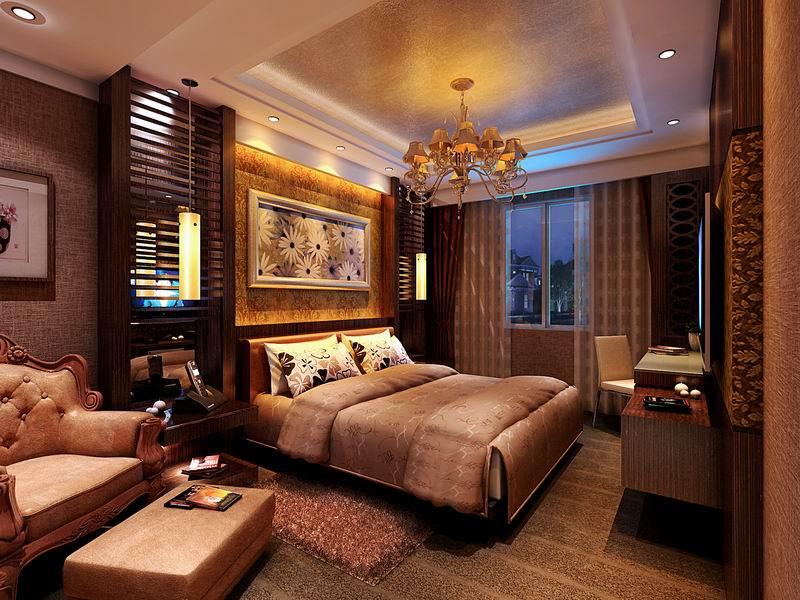 guest room scene 04 3d model max 140936