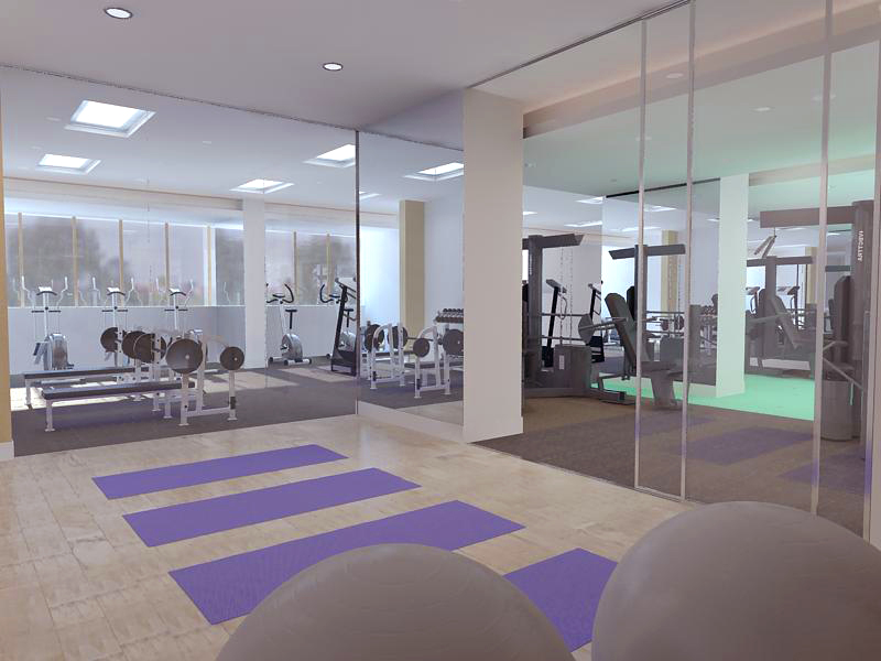 gym 016 two 3d model max 140993