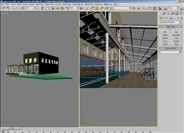 gymnasium 001 3d model 3ds max jpeg jpg 81303