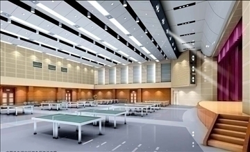 gymnasium 003 3d model 3ds max jpeg jpg 81306