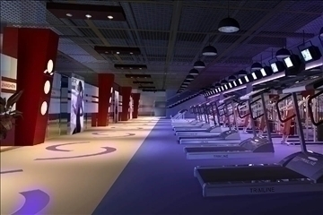 gymnasium 006 3d model 3ds max jpeg jpg 81312