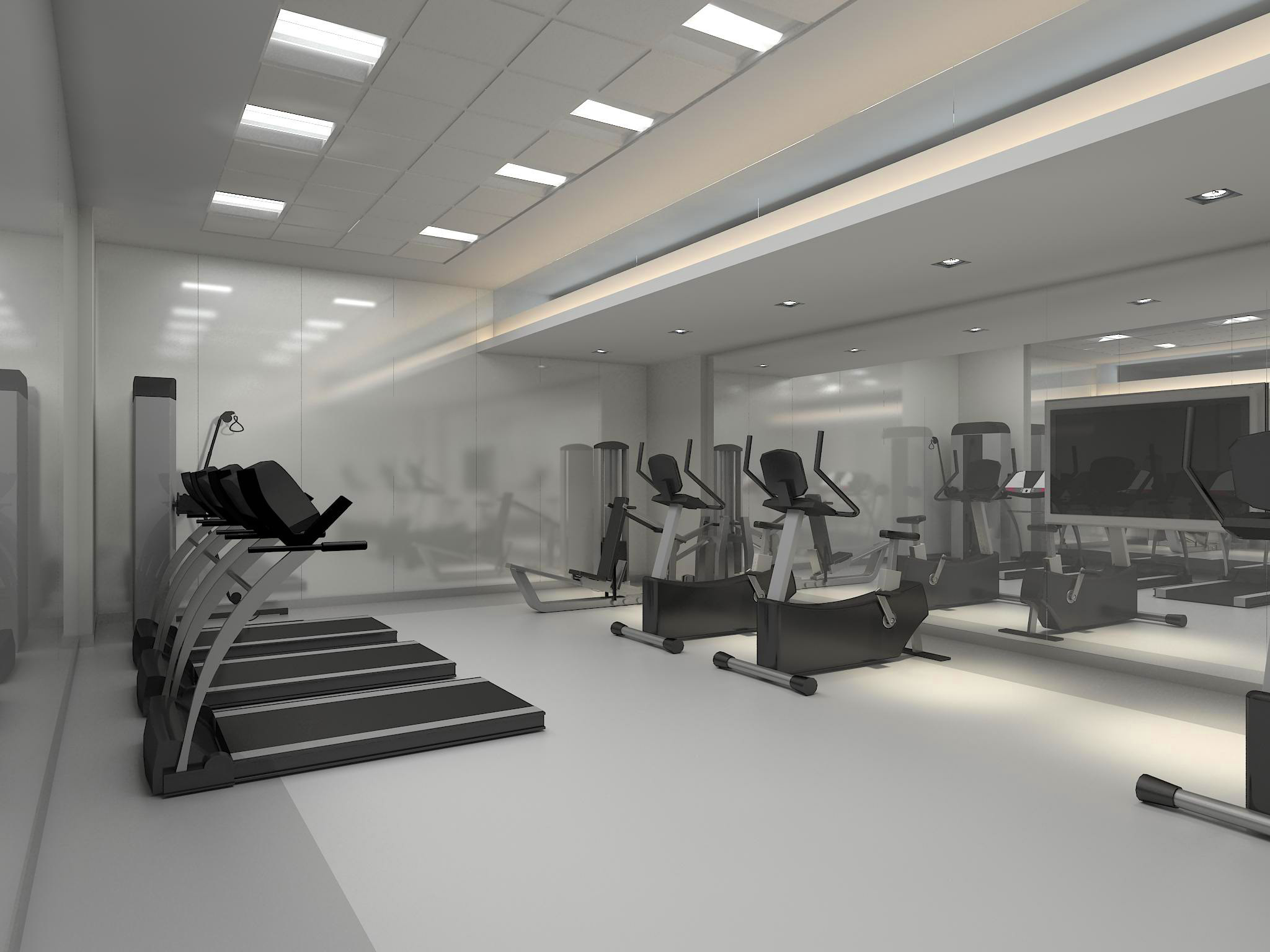 gymnasium 023 3d model max 121889