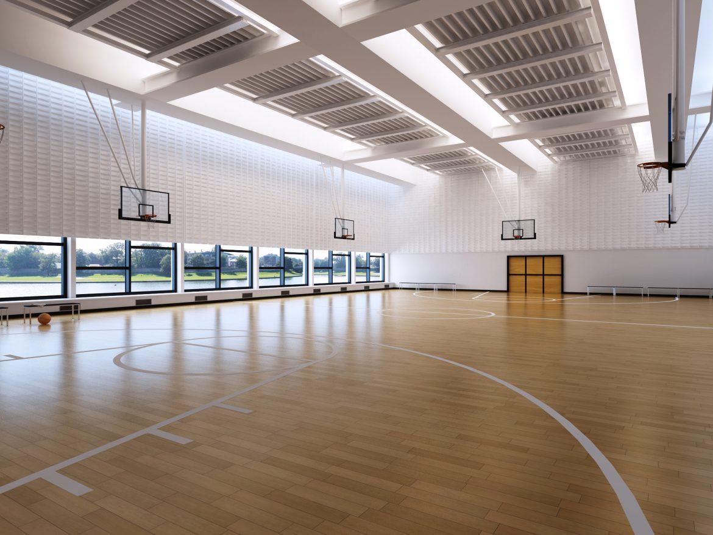 gymnasium 031 3d model max 121905