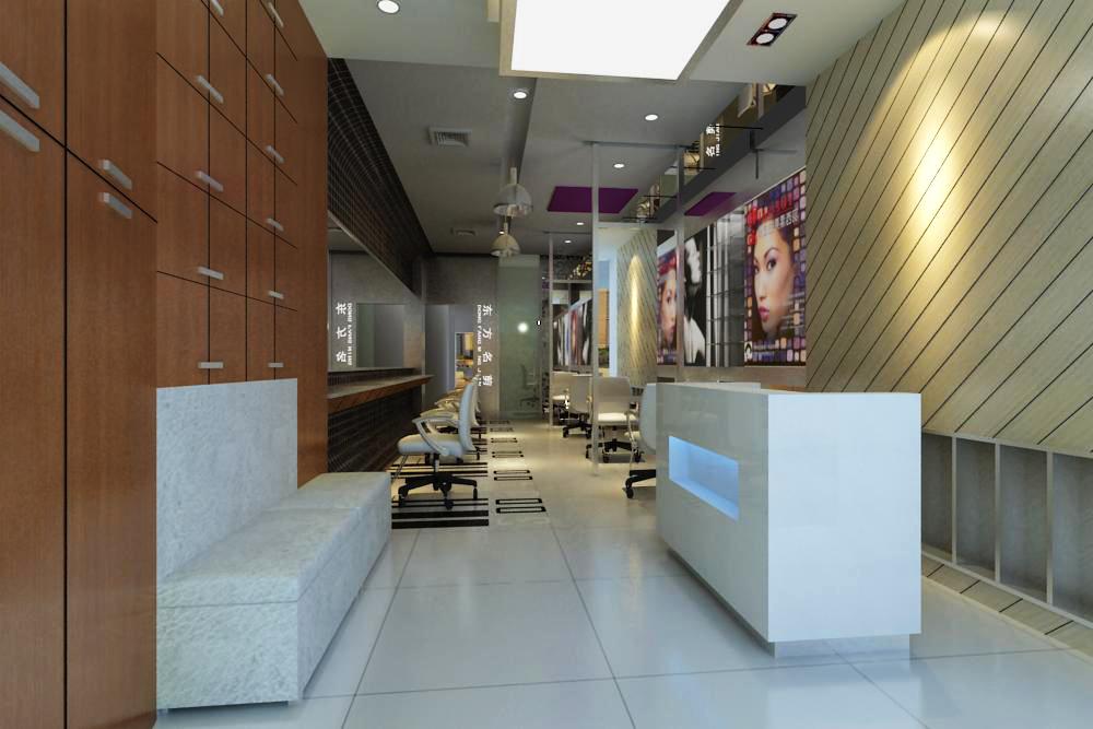 hairdressing room 006 3d model max 136972