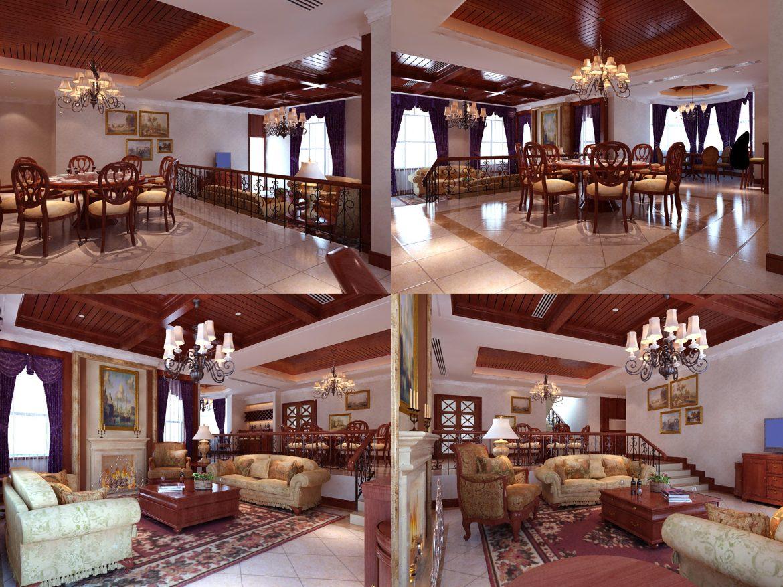 home 0013 3d model max 122644