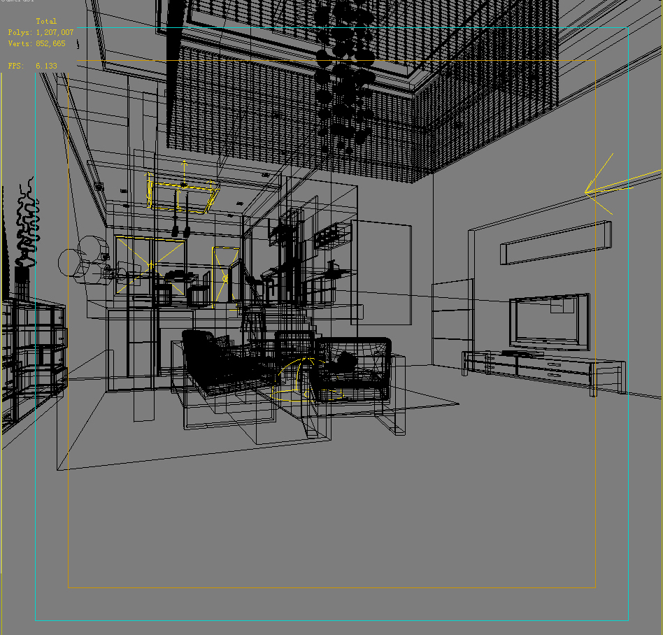 home 0055 3d model max 123029