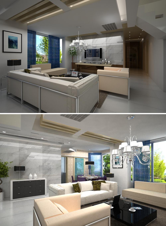 home 0656 3d model max 128136