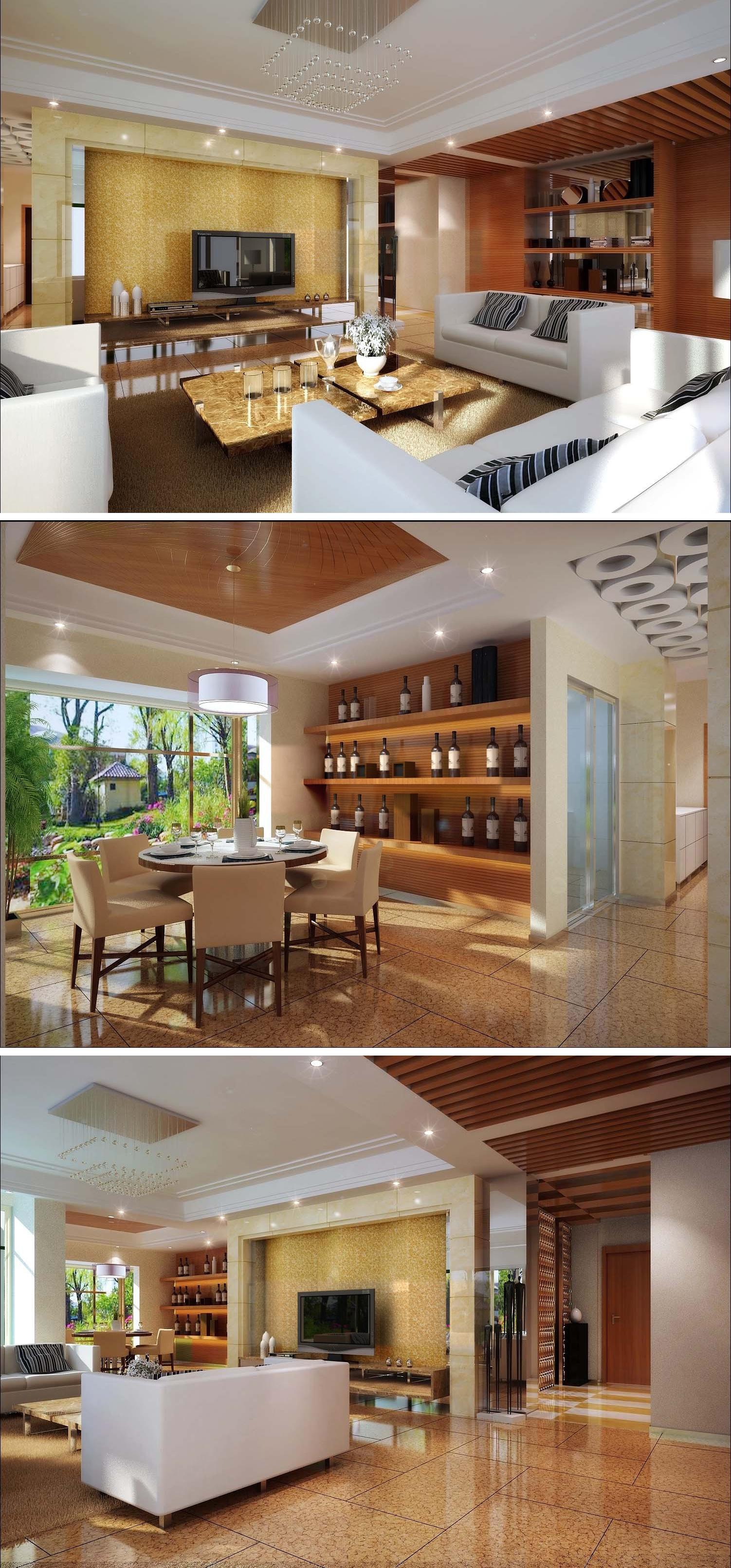 home 0657 3d model max 128140