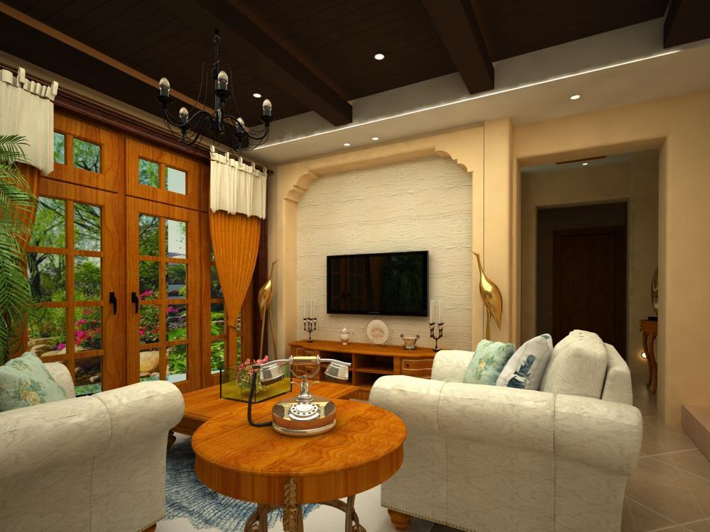 home 0661 3d model max 128155