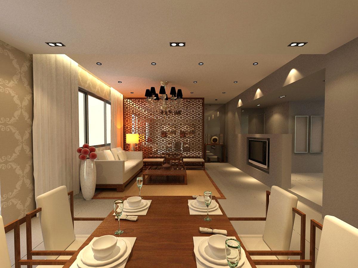 home 0881 3d model max 128725