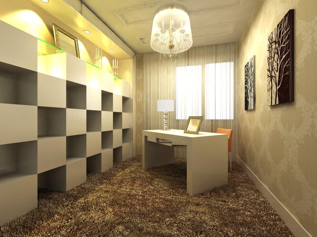home 0900 3d model max 128764