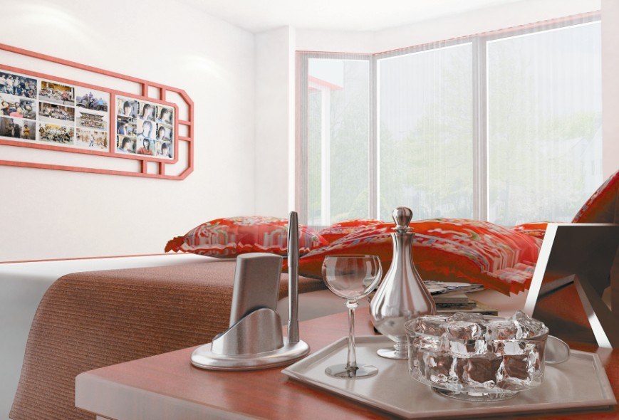 interior 12 3d model max 125304