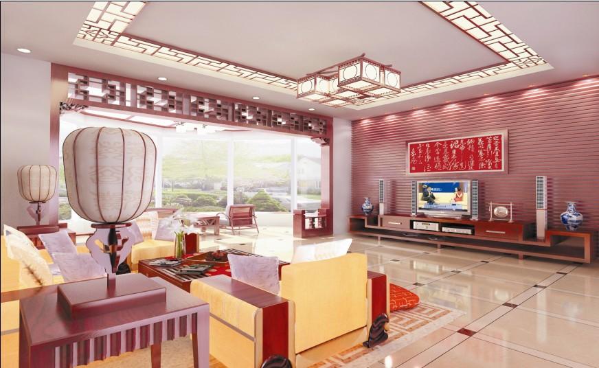 interior 12 3d model max 125307