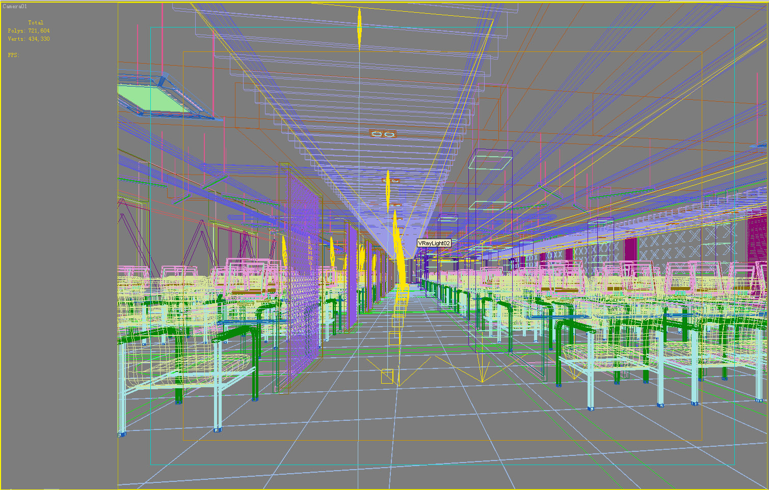 internet bar 001 two 3d model max 141000