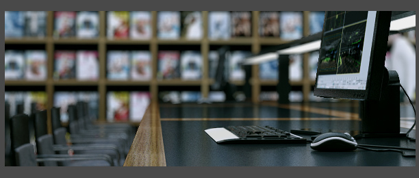 library reading room scene 3d model max 137502