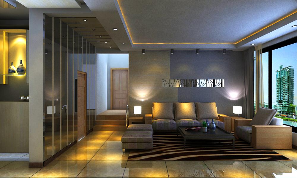 dzīvojamā istaba 004 3d modelis max 136595