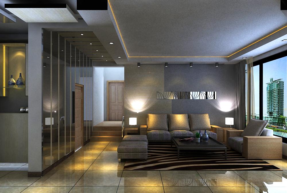 dzīvojamā istaba 005 3d modelis max 136597