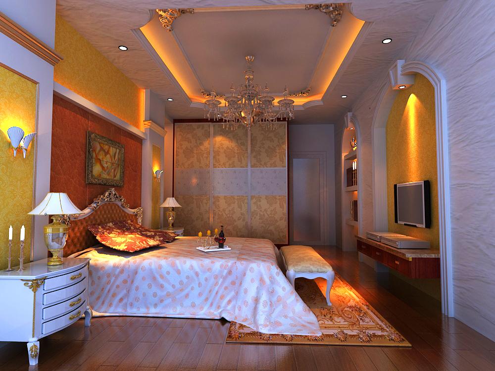 living room 008 3d model max 136603
