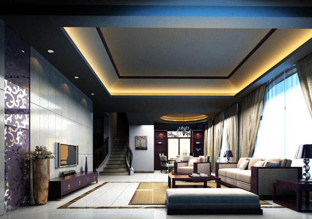 dzīvojamā istaba 015 3d modelis max 136616