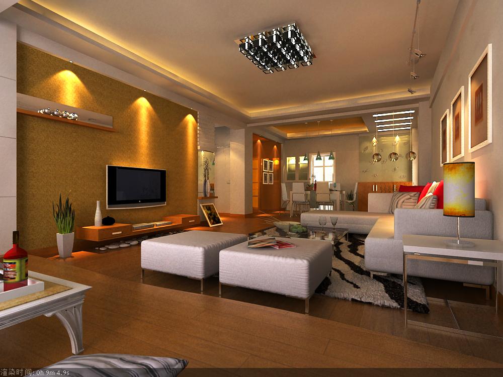 dzīvojamā istaba 025 3d modelis max 136636