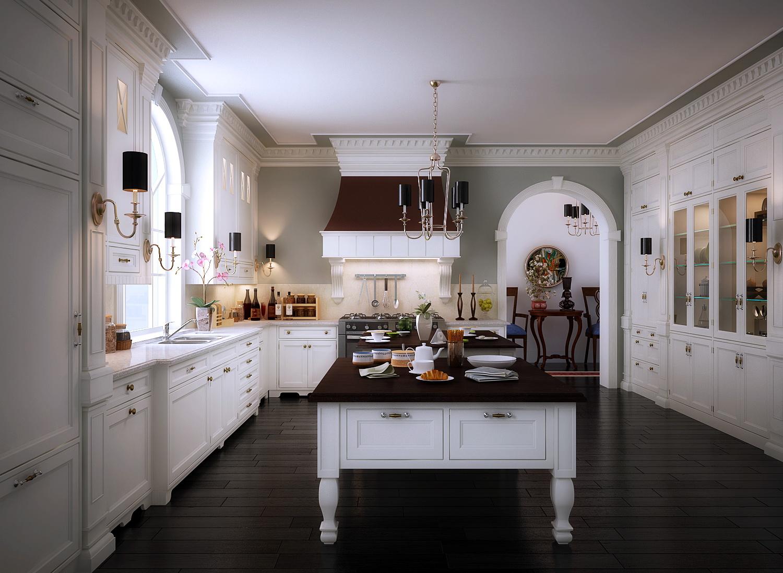living room 036 3d model max 136699