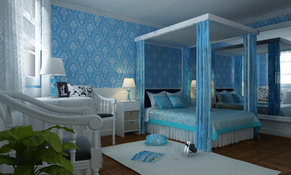 living room 047 3d model max 136680