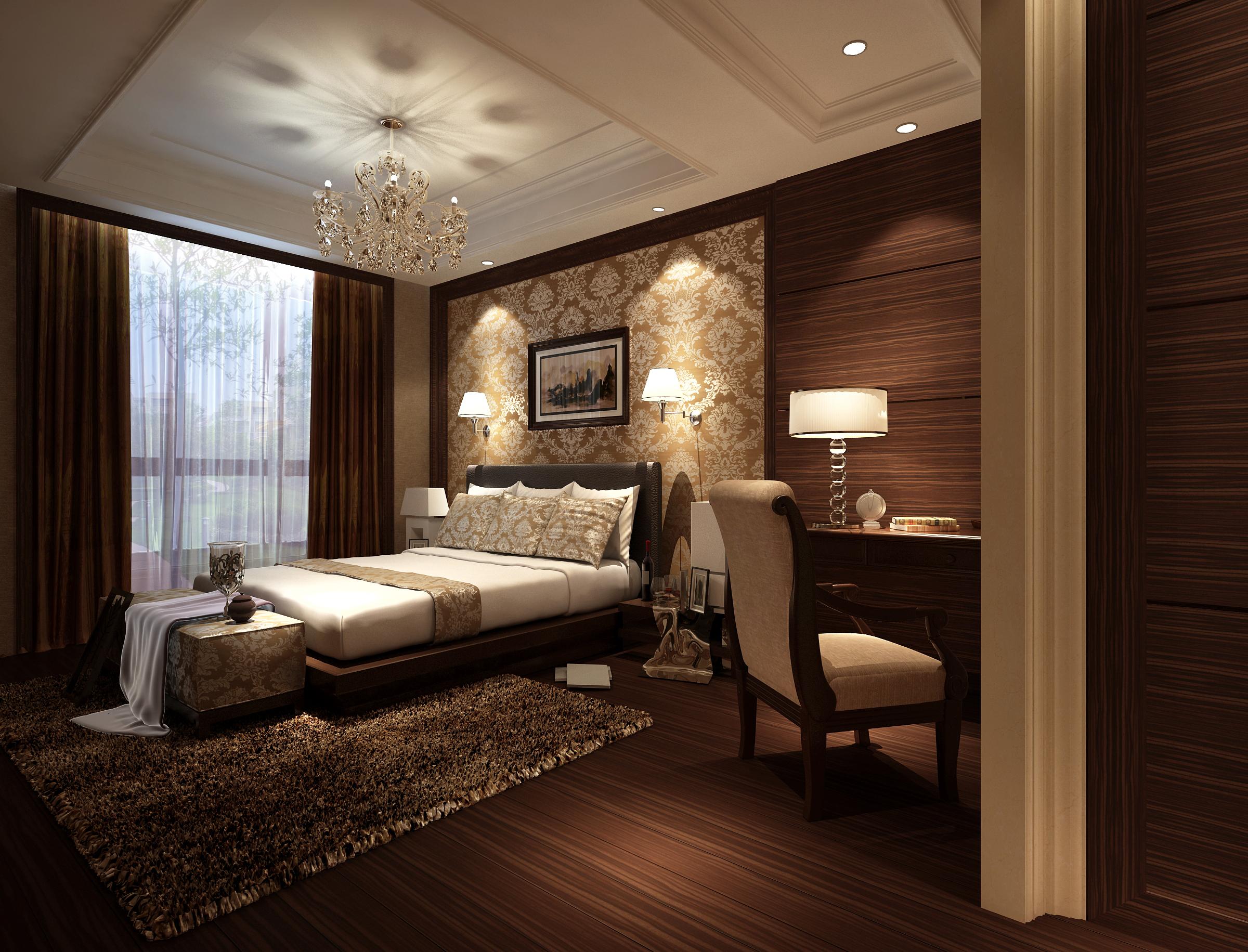 living room 051 3d model max 136737