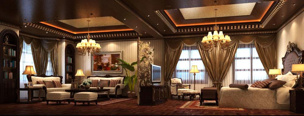 living room 062 3d model max 136723
