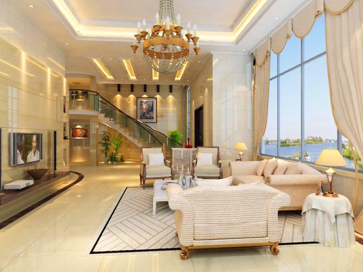 living room 1005 3d model max 121459
