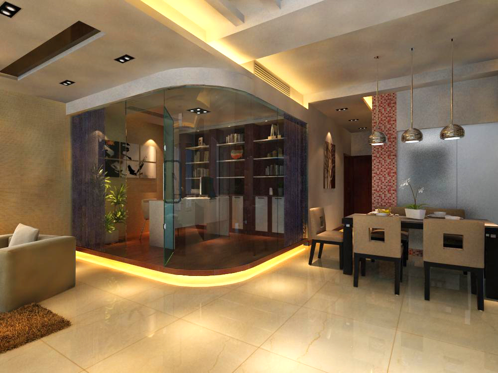 living room 1007 3d model max 121461