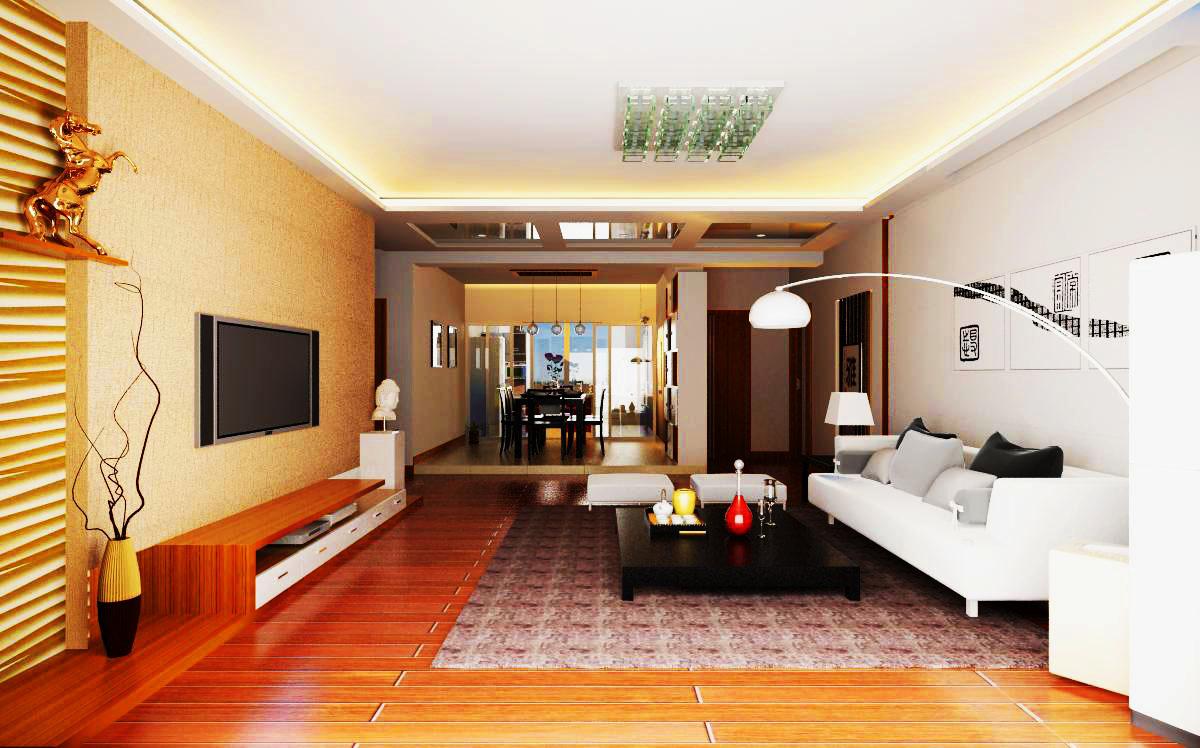 living room 1011 3d model max 122345