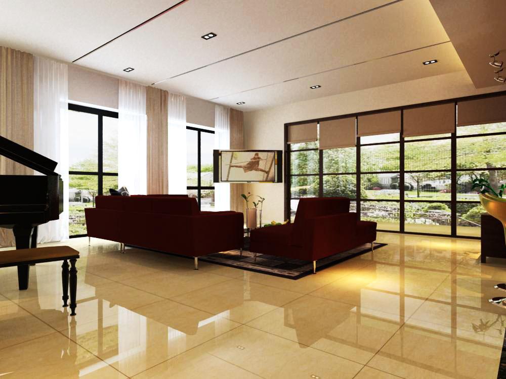 living room 1012 3d model max 122347
