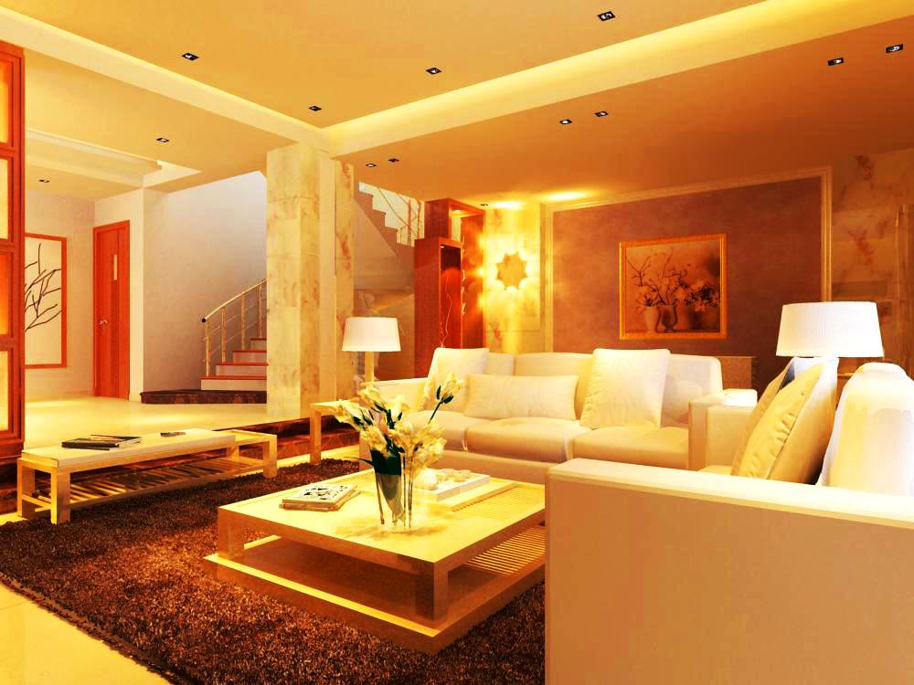 living room 1014 3d model max 122351