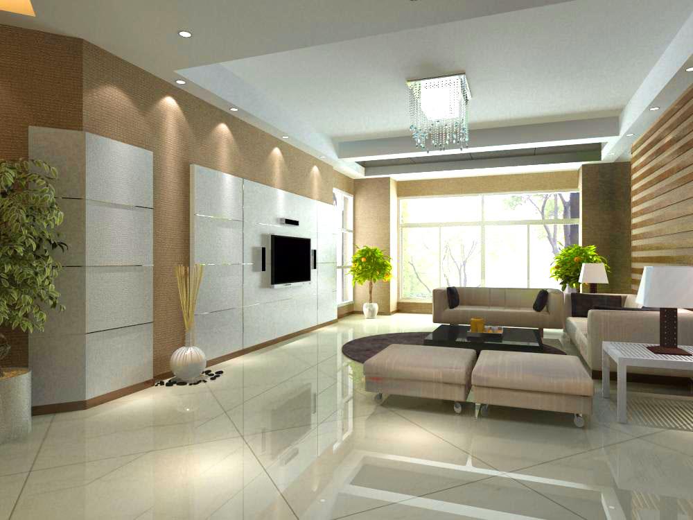 living room 1019 3d model max 122361