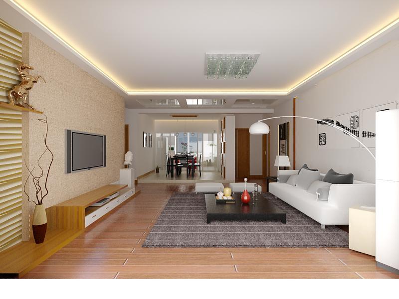 living room 1027 3d model max 122377