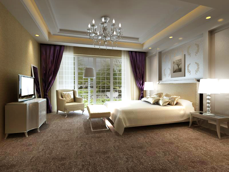living room 1029 3d model max 122381