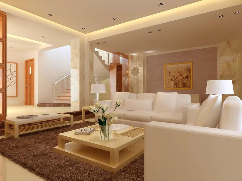 living room 1030 3d model max 122383