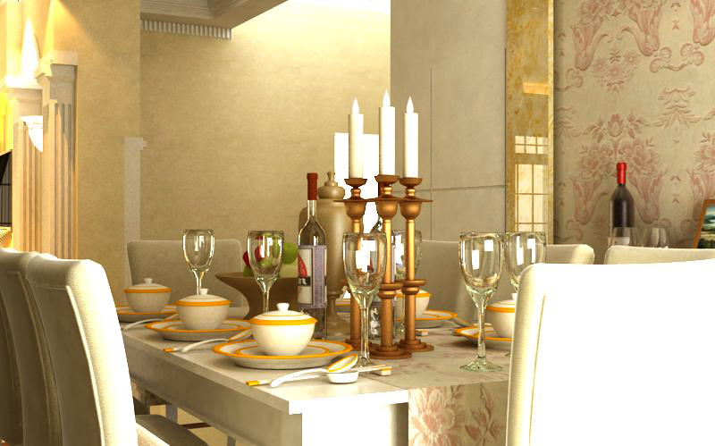 living room 1032 3d model max 122403