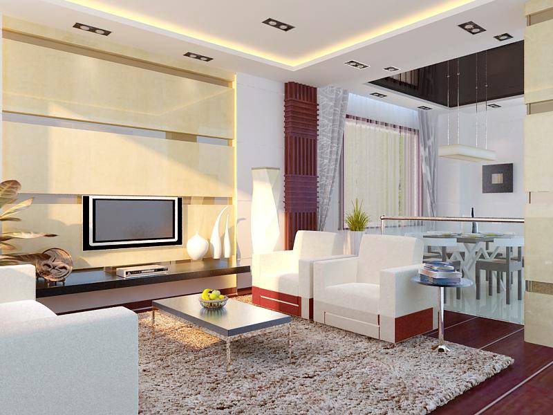 living room 1033 3d model max 122387