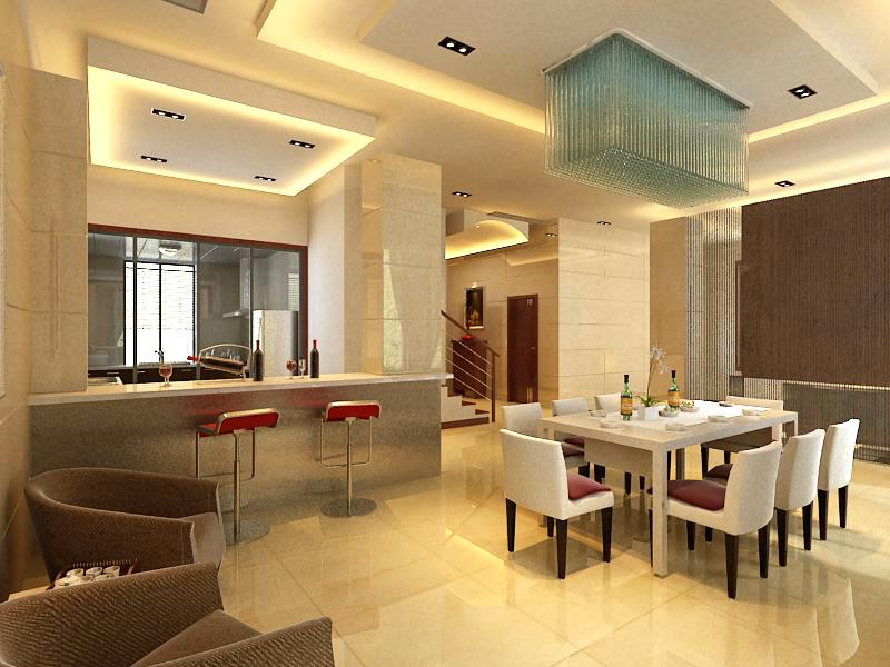 living room 1041 3d model max 122405