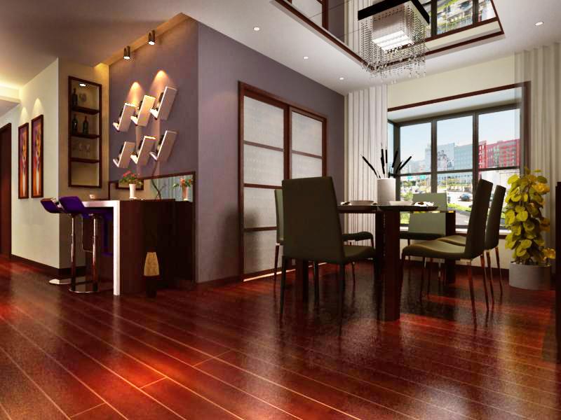 living room 1044 3d model max 122412