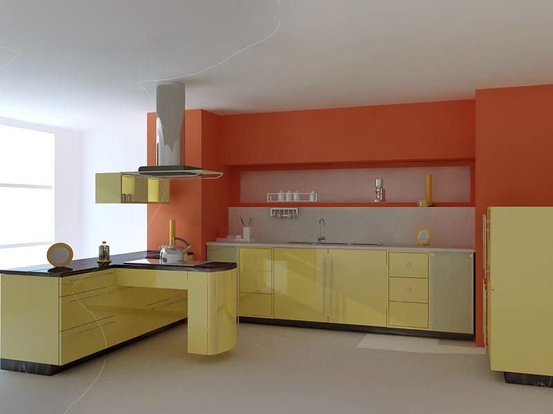 living room 1045 3d model max 122414